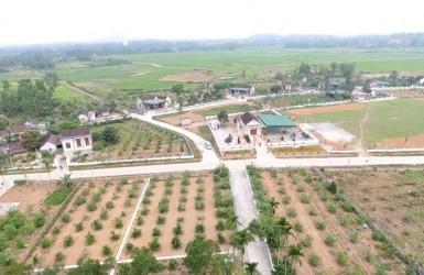 """Xã Thượng Lộc – Can Lộc: """"Viên ngọc sáng"""" xây dựng nông thôn mới"""